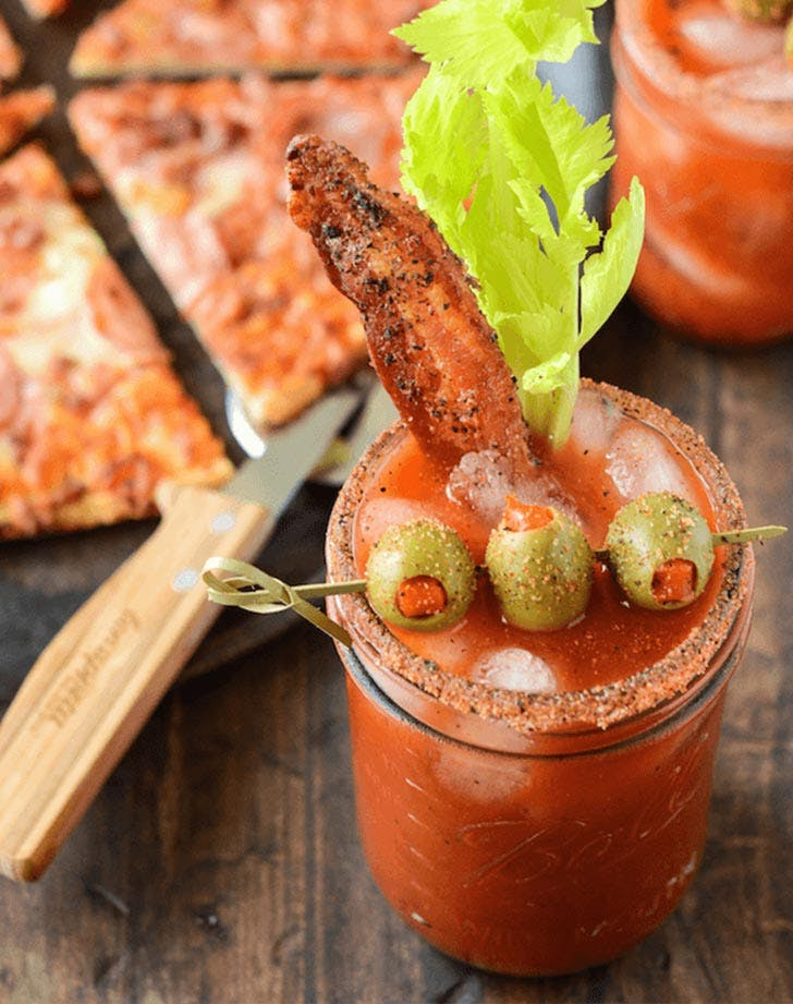 bacon bloody mary LIST