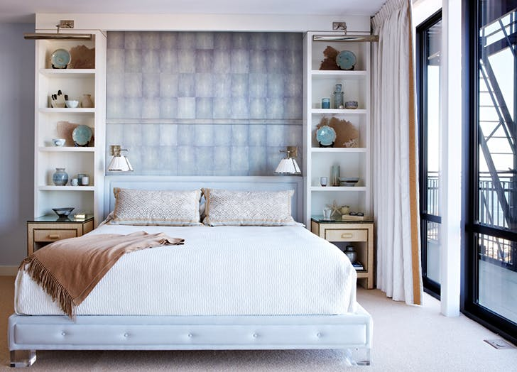 Chic Beach Decor for Bedrooms - PureWow