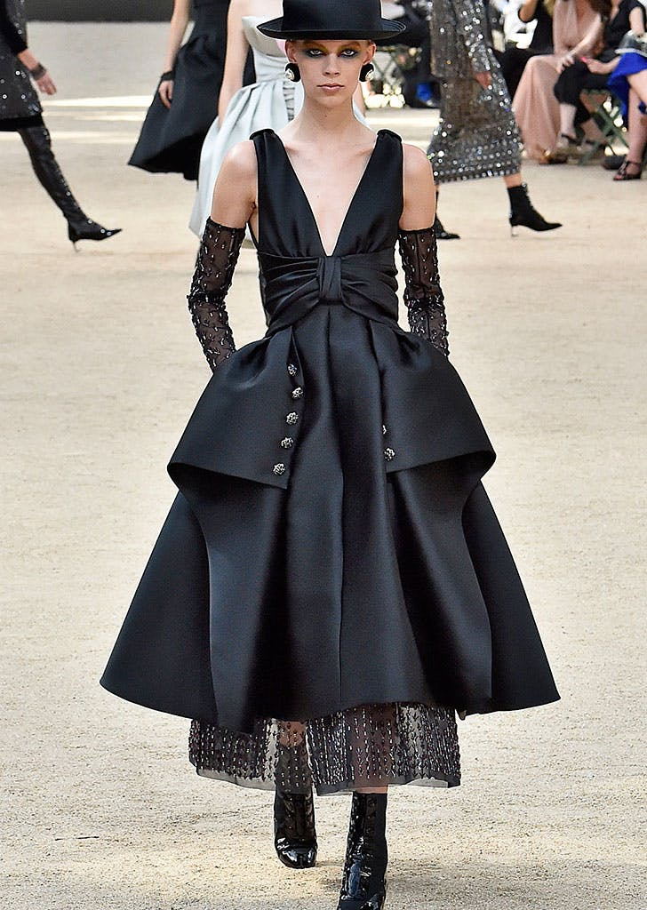 best couture dresses chanel