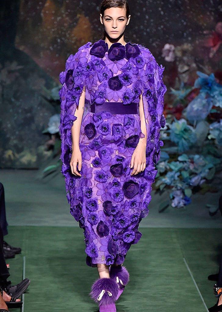 best couture dresses fendi