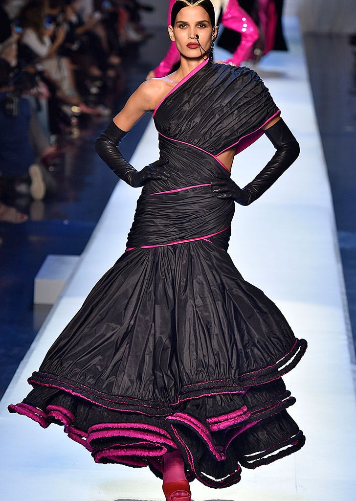 best couture dresses gaultier