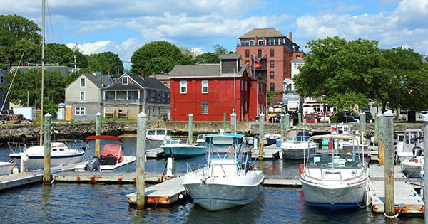 The 15 Most Charming Small Towns in New England