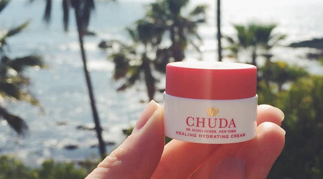 Chuda Cream Is the Best Thing to Happen to Sunburned Skin