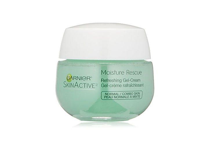 combination skin moisturizer garnier