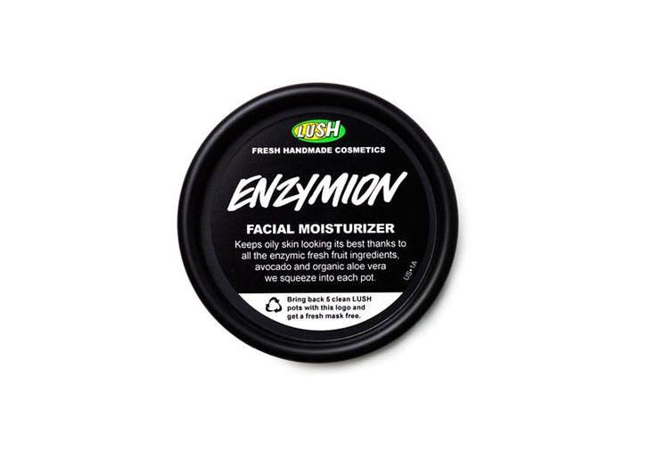 combination skin moisturizer lush