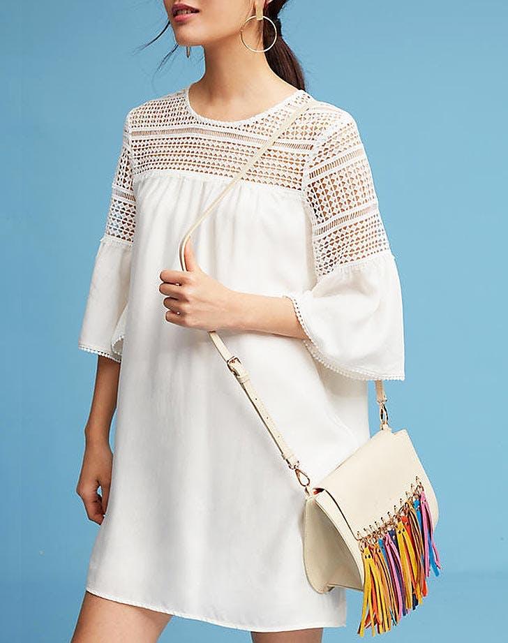corey lynn calter lace mini dress NY