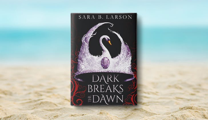 dark breaks the dawn sara b larson
