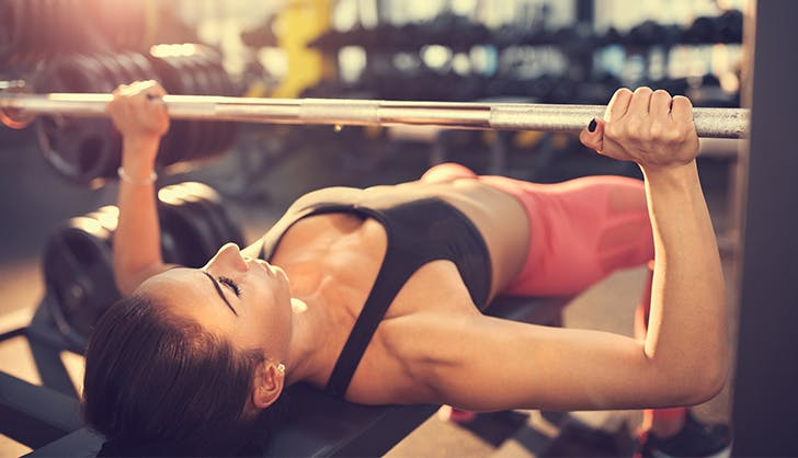 decline bench press with barbell exercises to skip