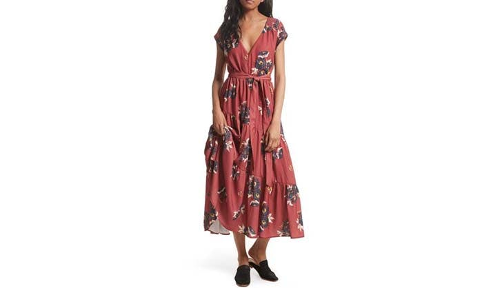 dresses you can wear in summer and fall 6