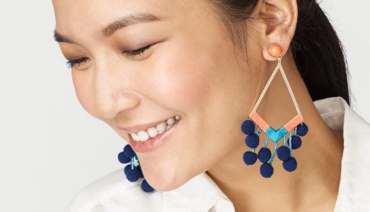 earrings pregnant summer dressing