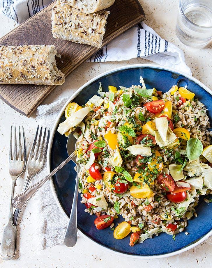 farro salad 921