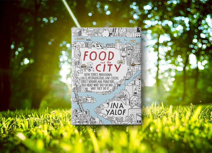 food and the city ina yalof