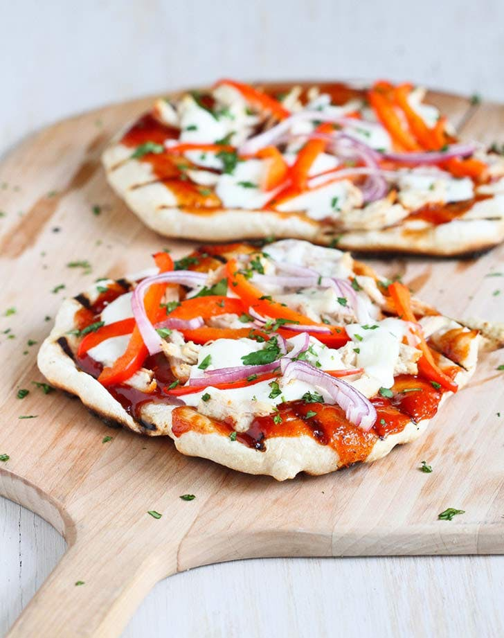 grilled bbq pizza 921