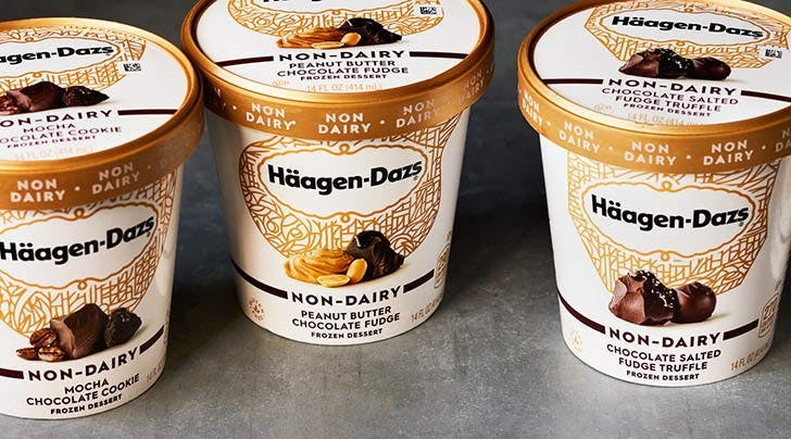 Häagen-Dazs Just Dropped 4 New Flavors That Are Dairy-Free (But Dont Taste Like It)