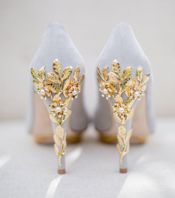 heel details maximalist shoe trends