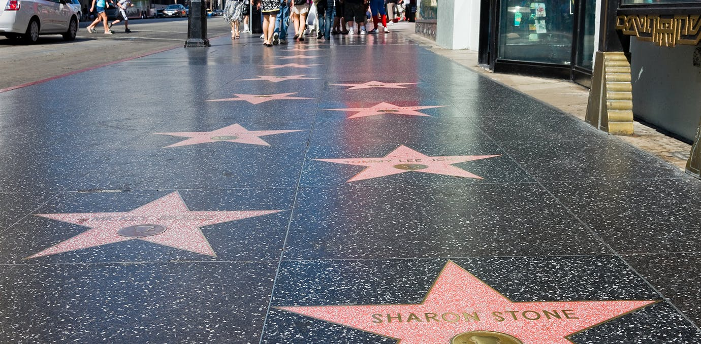 hollywood walk of fame tourist traps to avoid