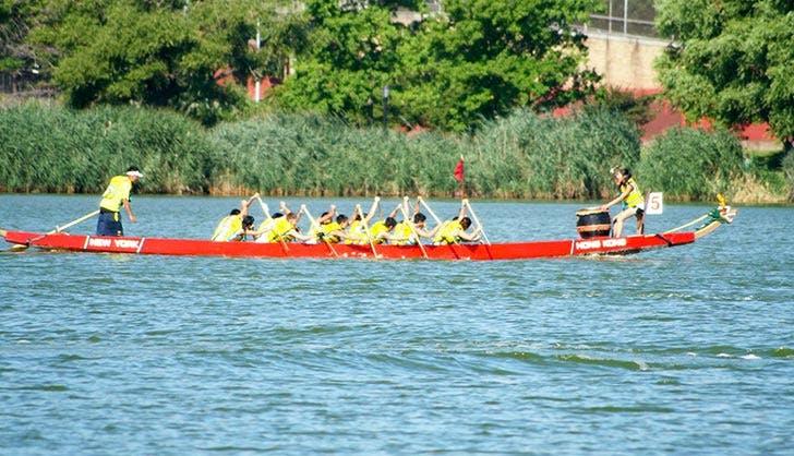 hong kong dragon boat festival NY