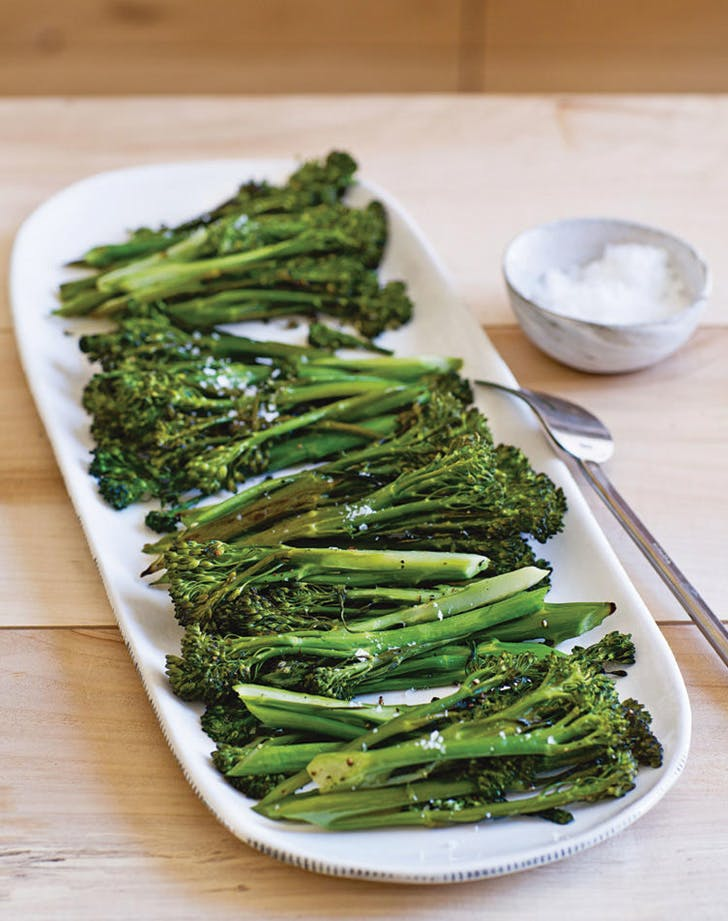 ina summer broccolini