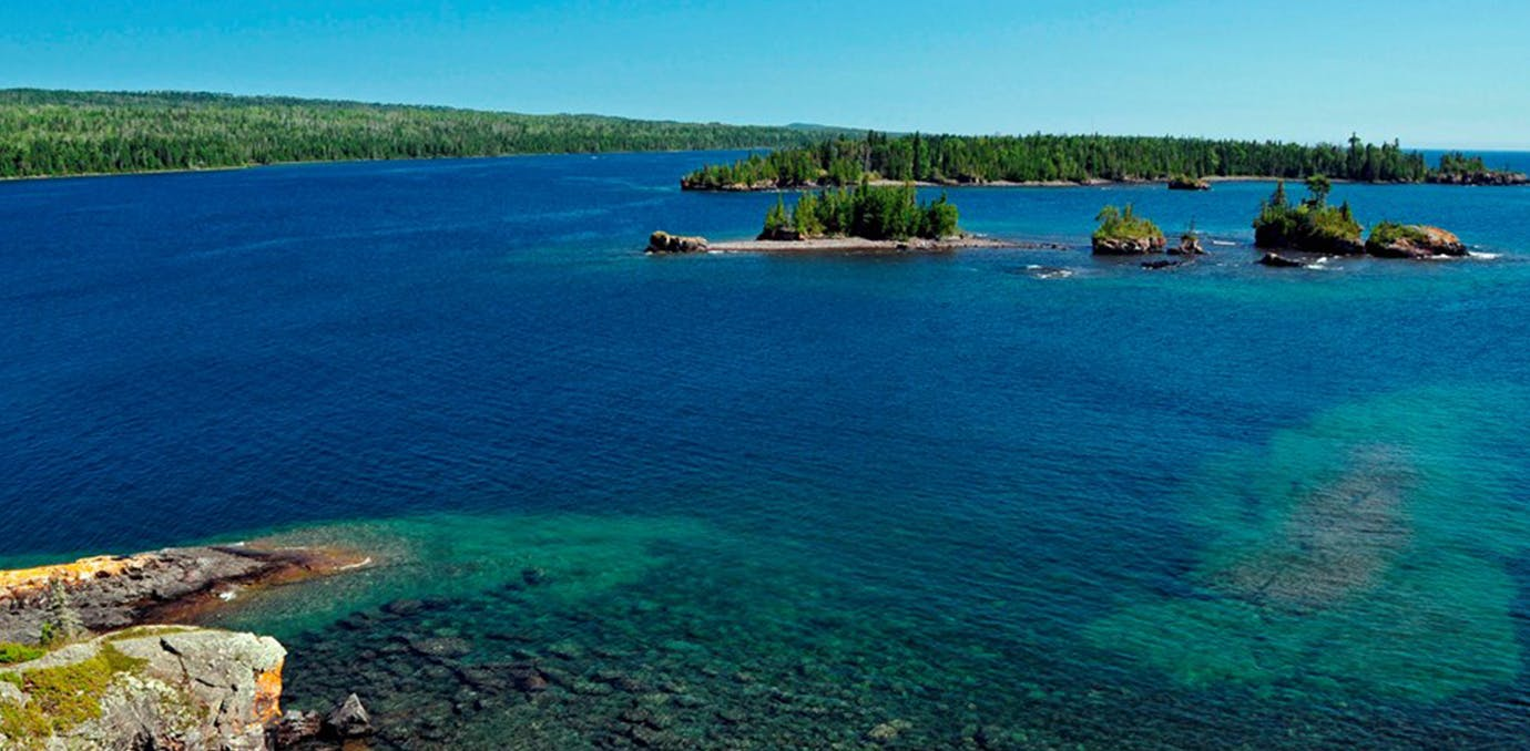 isle royale national park michigan