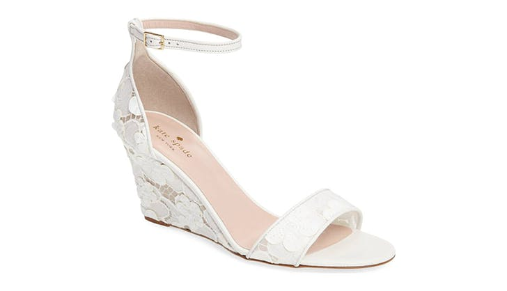 kate spade new york comfortable bridal shoes