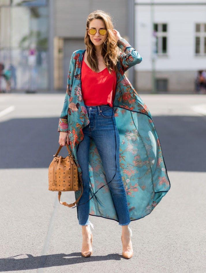 kimono jacket august style ideas