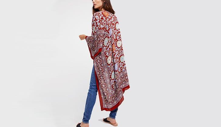 kimono pregnant summer dressing