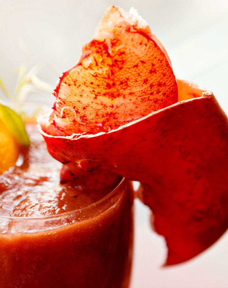 lobster bloody mary LIST