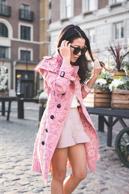 millennial pink august style ideas