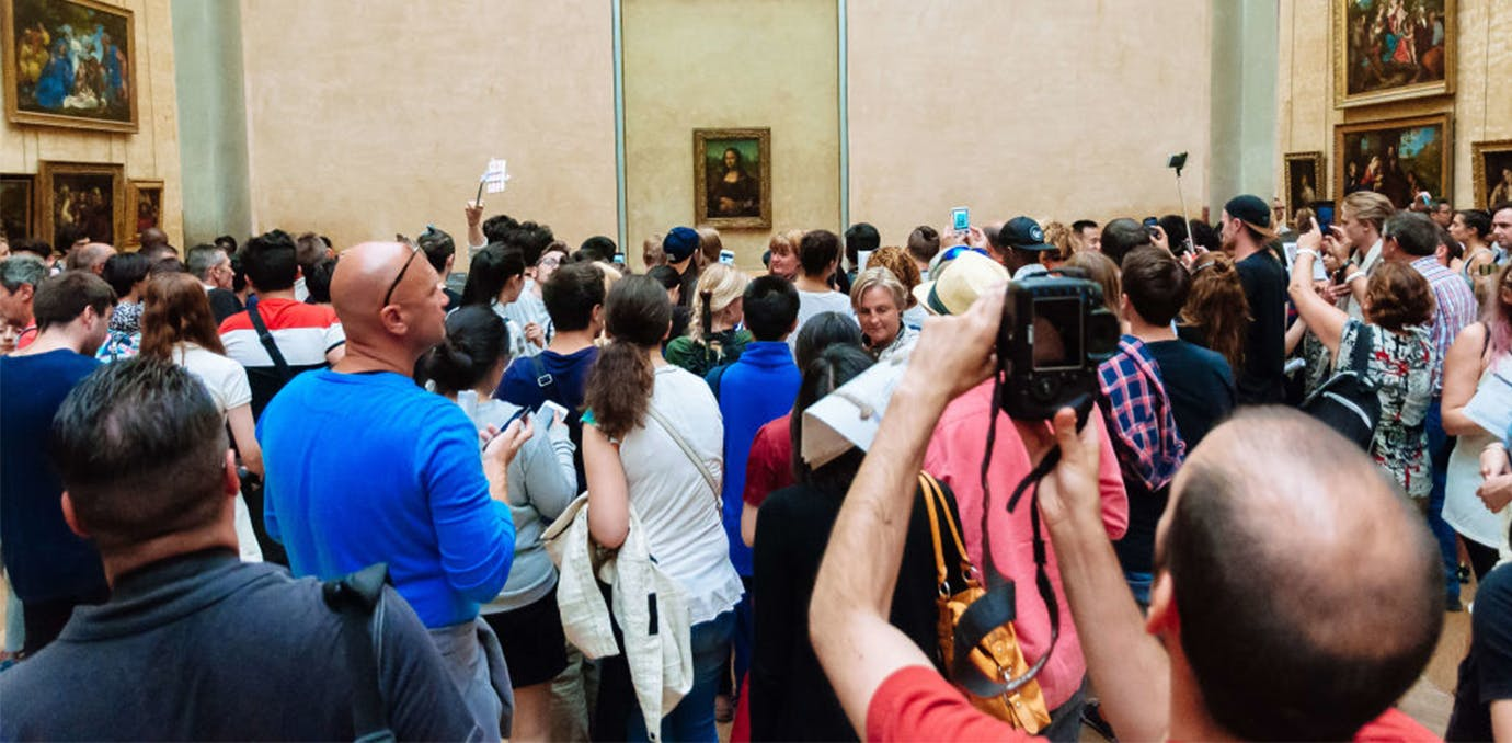 mona lisa tourist traps to avoid