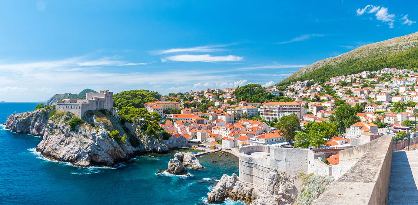 most walkable cities dubrovnik