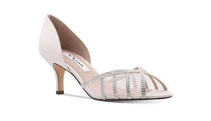 nina comfortable bridal shoes