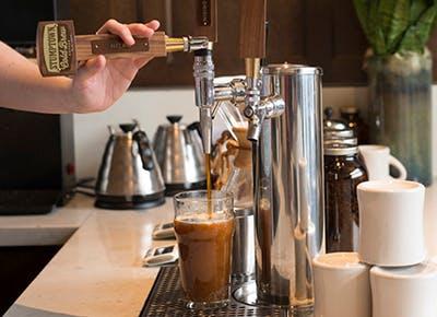 nitro brew coffee explained 400