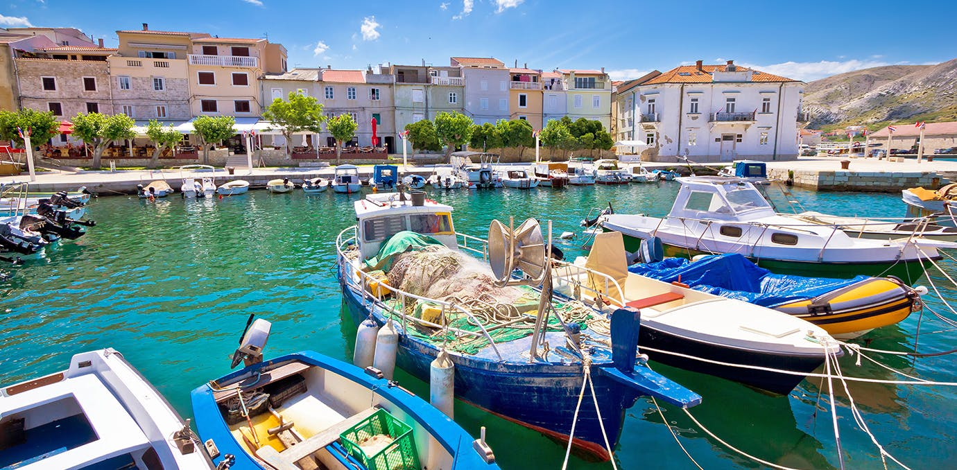 pag island croatia budget friendly eurpean vacations