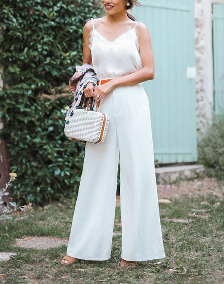 petite work outfit idea