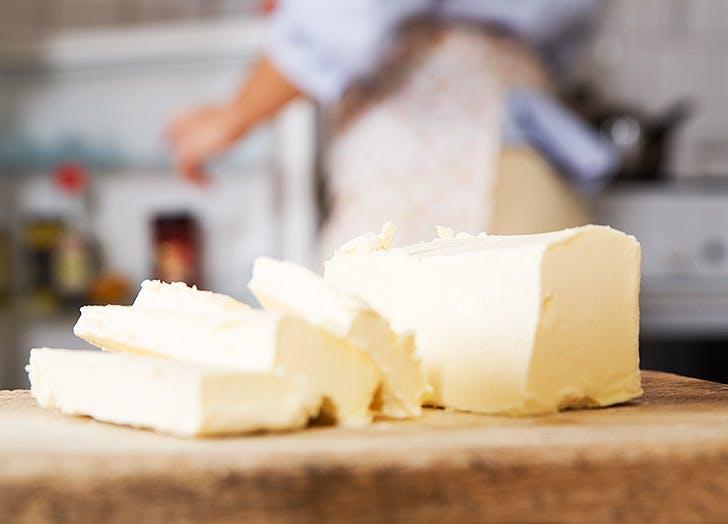 sliced block margarine 524