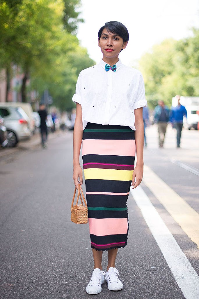 statement skirt august style ideas