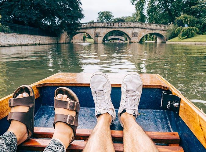staycation boat