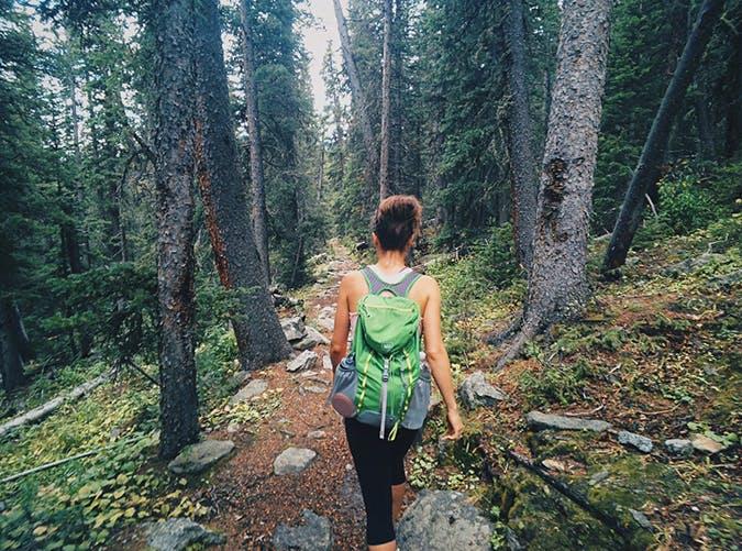 staycation hike