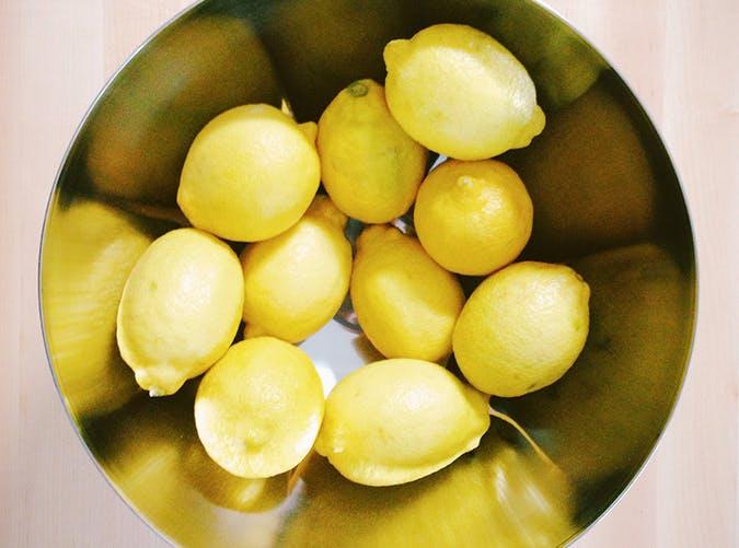 staycation lemons
