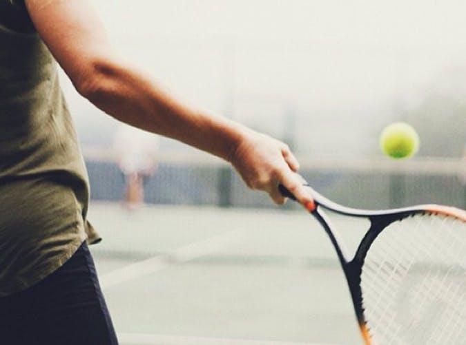 staycation tennis