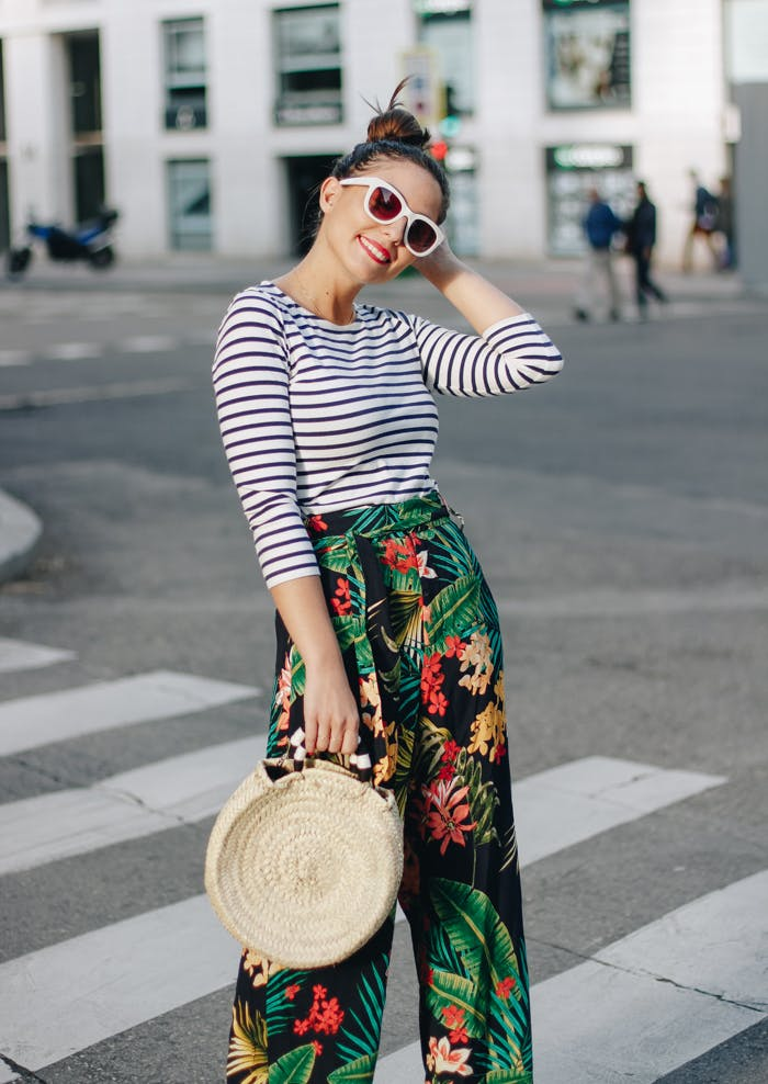stripes and fronds august style ideas1