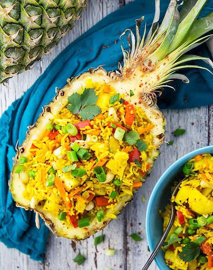 thai pineapple fried rice 9211