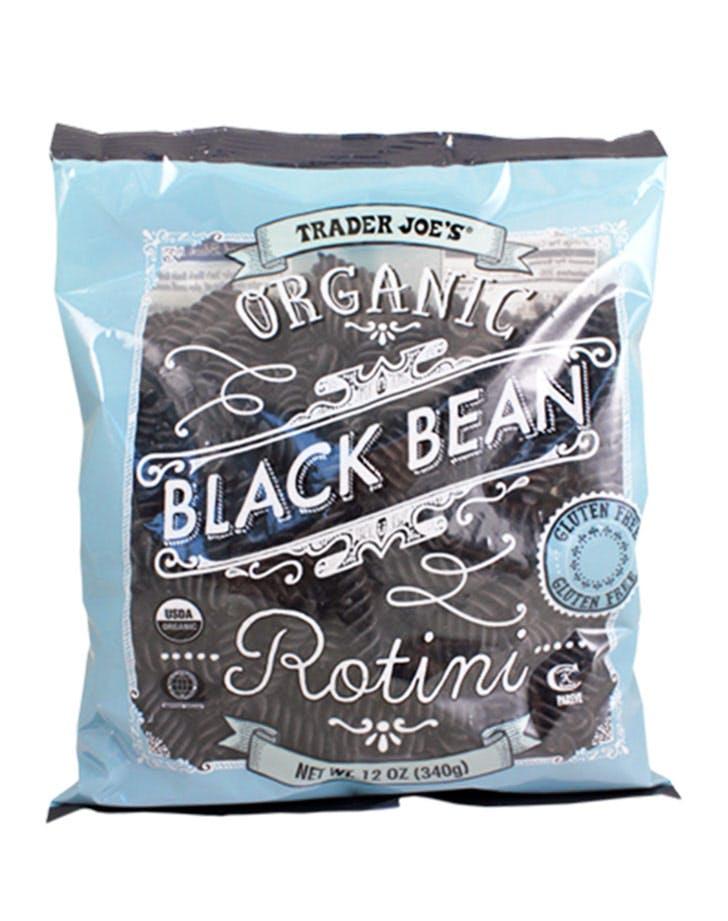 trader joes black bean pasta 921