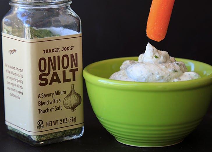 trader joes onion salt