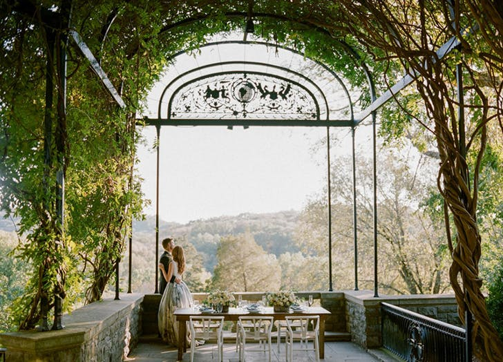 the most unique wedding venues in the us purewow