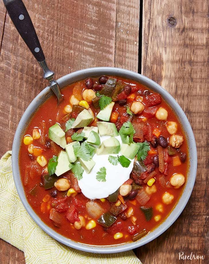 vegetarian chili 921