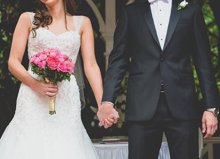 wedding bride groom bouquet LIST