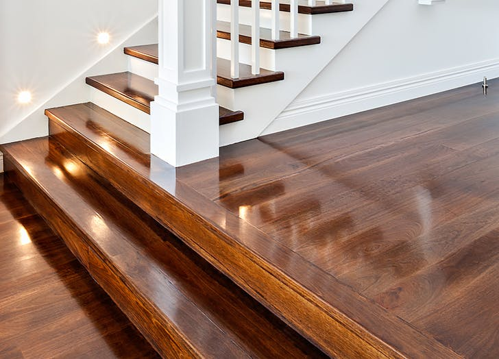 Whats The Difference Between Hardwood Finishes Purewow