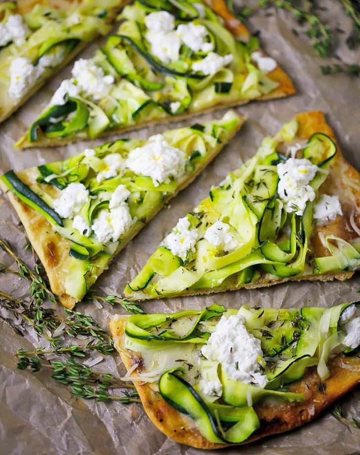 zucchini grilled pizza 921