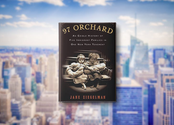 97 orchard book LIST